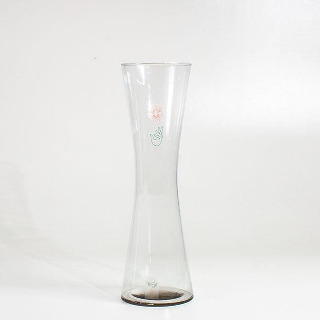 گلدان شیشه ای بلند