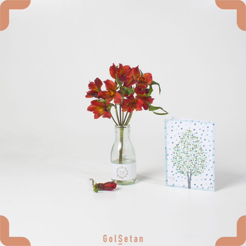 گل برای کافی شاپ
