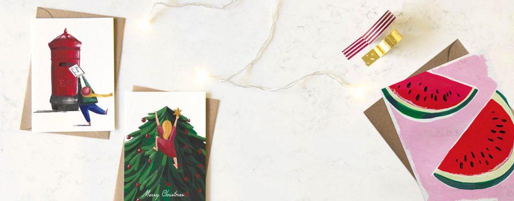 نمونه متن کارت پستال همراه هدیه یا گل