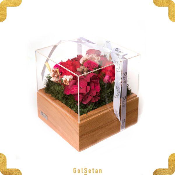 باغ گل رز جاودان زیبا و خاص