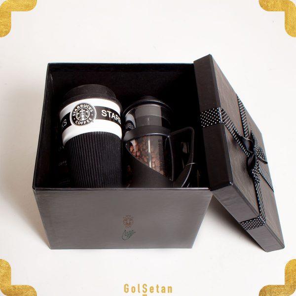 باکس قهوه هدیه ای برای قهوه دوستان